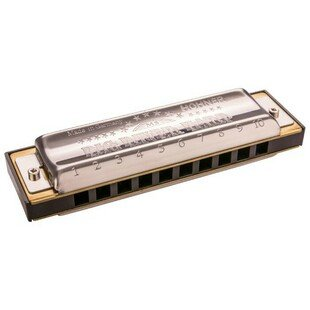 Губная гармошка Hohner Big river harp 590/20 (M590016X) C